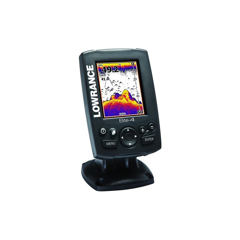 Lowrance elite 4 emulator