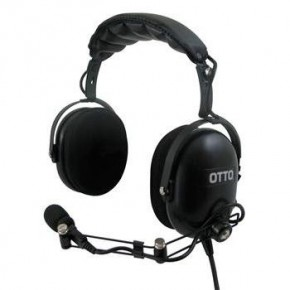 Over-the-head Headset ATEX